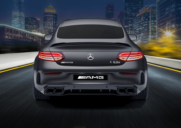 MS-Limited-Edition-Draw-211-AMG-C63-S-Coupe-Back-View
